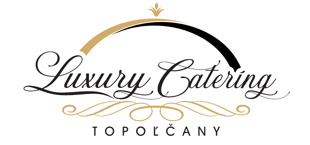 Logo Luxury Catering